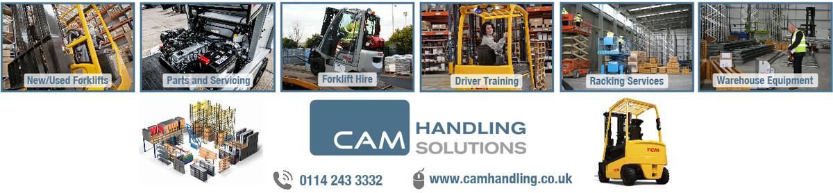 CAM Handling Solutions