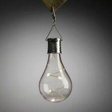 Waterproof Solar LED Light Lamp Bulb Outdoor Garden Yard Xmas Decor Rotatable