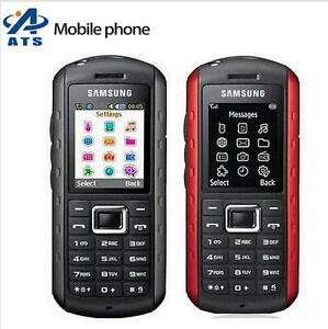 Samsung B2100 Xplorer Water-proof cell phone 1.3MP Camera Mobile Phone 1.77 in