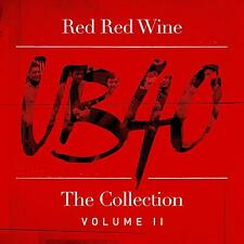 UB40  Red Red Wine The Collection Vol 2 Best Of   (CD)    New