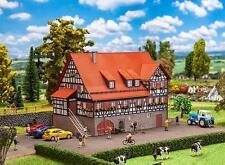 Maison d'hôtes à Moulin de la vallée,Faller Miniatures Kit de montage H0 1:87,