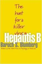 Hepatitis B: The Hunt for a Killer Virus-ExLibrary