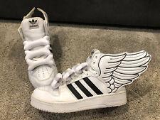 Adidas, Jeremy Scott, White Wings 2.0, Size 9.5, Rare!