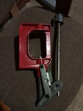 Lee Reloading Press with 3 dies( 38spl / 357mag) 45 long colt / 45acp