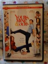 Yours, Mine and Ours DVD