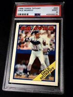 1988 Topps Tiffany Dale Murphy #90 PSA 9 Mint - Atlanta Braves