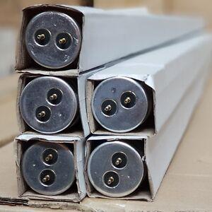 5x T12 FLUORESCENT TUBES - 2ft 4ft 5ft 6ft 8ft - 20w 40w 65w 75w 100w - White