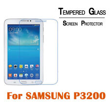 100% Genuine Tempered Glass Screen Protector For Samsung Galaxy Tab 3 P3200