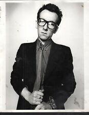 PROMO PHOTO Elvis Costello STIFF RECORDS   VG+