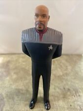 Star Trek Captain Benjamin Sisko Deep Space Nine Hallmark Ornament 2001 No Box