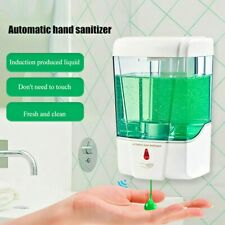 Automatic Soap Sanitize Dispenser Hands-Free Wall Mounted