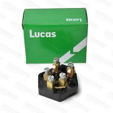 Voiture classique fusible en verre 32 mm x 6.3 mm 50 Amp x 5 Pour Lucas 4FJ 6FJ 7FJ boîte à fusibles