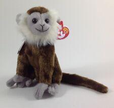 "TY Beanie Babies 2.0 Jungle The Monkey 7"" 2008"