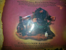 NIB HARRY POTTER Hagrid's New Arrival Limited Edition only 5000 made