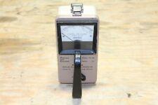 Eberline PIC-6B Ion Chamber Radiation Meter Geiger S/N 133