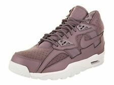 Nike Men's Air Trainer SC High Taupe Grey Training Shoes 302346-201 (Size: 9)