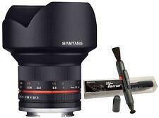 Samyang 12mm F2.0 NCS CS UMC f/2.0 Ultra Wide Angle Lens for Sony E mount ICLE