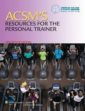 ACSM's Resources for the Personal Trainer EBOOK! (Tablet/iPad, Computer, Phone)