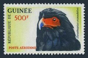 Guinea C43,MNH.Michel 163. Bateleur Eagle,1962