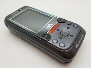 Great Condition Sony Ericsson Walkman W850i - Black (Virgin Mobile) Mobile Phone