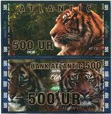 ATLANTIC TIGER 500 UR 2016 SUMATRAN UNC