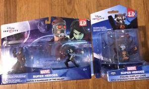 Disney Infinity Marvel Super Heroes Guardians Of The Galaxy Rocket Raccoon Case