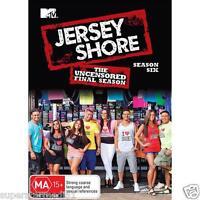 Jersey Shore : Season 6 : NEW DVD