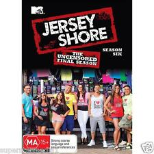 Jersey Shore : Season 6 : NEW DVD