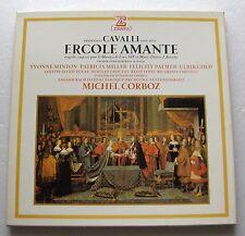 CAVALLI - CORBOZ Ercole Amante FRENCH 3LP Box set ERATO STU 71328 (1981) EX/Mint