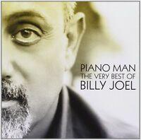 BILLY JOEL - PIANO MAN: THE VERY BEST OF: CD ALBUM