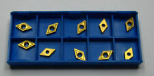 RDGTOOLS DCMT 07 CARBIDE TIPS / INSERTS / TURNING TOOLS