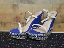 Chase & Chloe Wedge Platform Women's Heels Shoes Size 7.5 Brand New