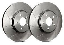 SP Performance Rear Rotors for 1990 200  | Slotted w/ Zinc T01-0955-P.909