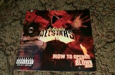 How to Operate with a Blown Mind [PA] by Lo Fidelity Allstars CD Kool Roc Bass