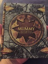 The Mummy Ultimate Collection Steelbook