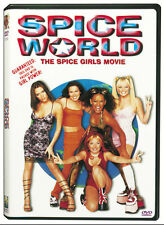 Spice World [P&S] DVD Region 1 CLR/CC/5.1/Keeper