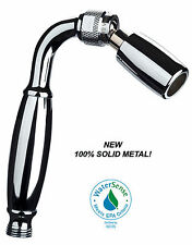 High Sierra's All Metal Handheld Showerhead - Low Flow 1.5 GPM - Chrome