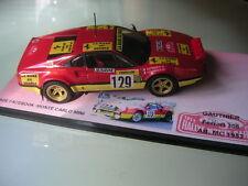 DECAL CALCA DECALC 1 43 FERRARI 308 N°133 Rally WRC MONTE CARLO 1983