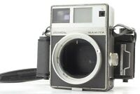 【EXC3】 Mamiya Universal Press Body Only w/ 6x4.5 6x6 6x9 Roll Filmback Japan 3