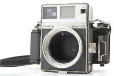 【Exc+3】 Mamiya Universal Press Body Only w/ 6x4.5 6x6 6x9 Roll Filmback Japan