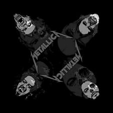 Metallica Bandana Undead Skull Scarf Head Wrap Officially Licensed