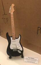 Fathers Day Gift Idea! Mini Guitar Eric Clapton 'Blackie' Fender Stratocaster