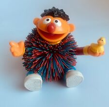 Vintage 1996 Sesame Street Ernie Koosh Collectible Character Ball OddzOn