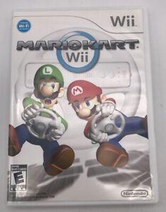 (Case Only) Mario Kart Nintendo Wii Video Game Case