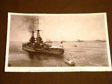 WW1 Prima guerra mondiale 1914-1918 Nave Leonardo Da Vinci rivista di Taranto