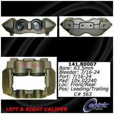 Centric Parts 141.80007 Brake Caliper Front
