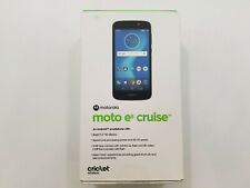 New Motorola Moto E5 Cruise XT1921-2 Cricket 16GB Clean IMEI -BT4030