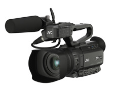 JVC Gy-hm180e 12.4mp CMOS 4k Ultra HD schwarz Camcorder