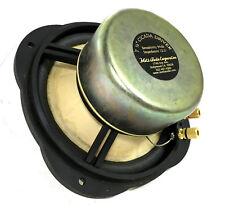 """Vintage Moth Audio Cicada 7 1/2"""" 12-ohm Dual Cone Full Range Speaker Driver"""