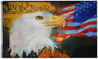 American Strong We The People Patriotic Eagle 2nd Amendment NRA 100D 3x5 Flag